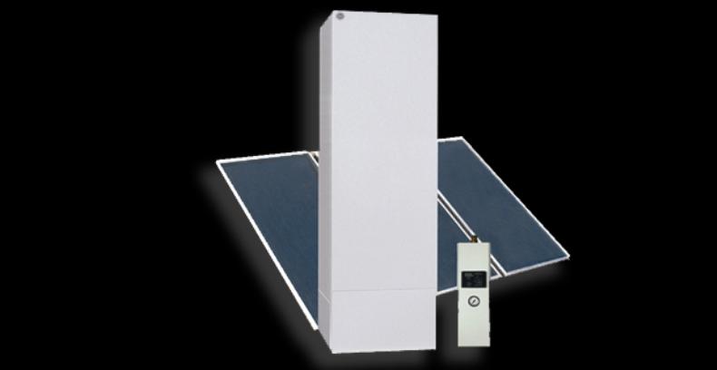 солнечная система отопления Jaspi