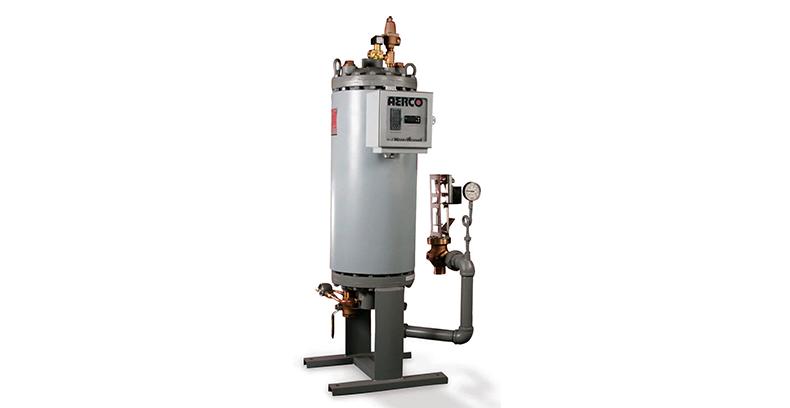 aerco водонагреватель с водно-паровым теплообменником Helitherm Water-Wizard B+II