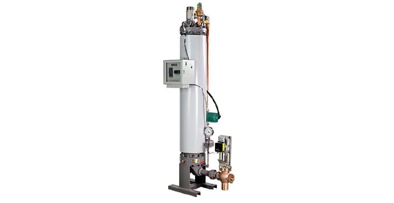 aerco теплообменник пар вода SWDW