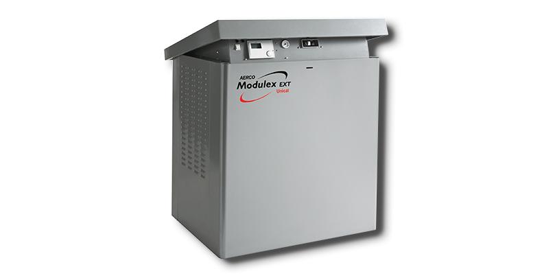aerco газовые конденсационные котлы серии modulex-EXT