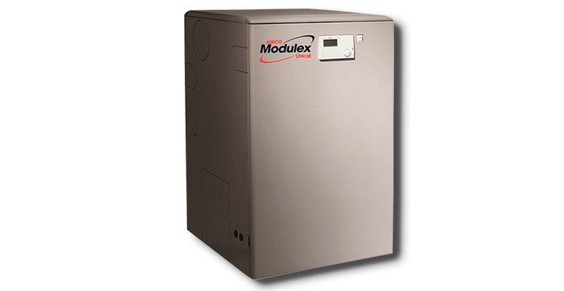 aerco базовая модель газовых конденсационных котлов серии modulex