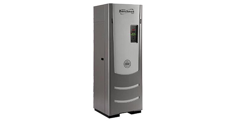 aerco конденсационные газовые котлы серии benchmark модельный ряд от 750 до 1000