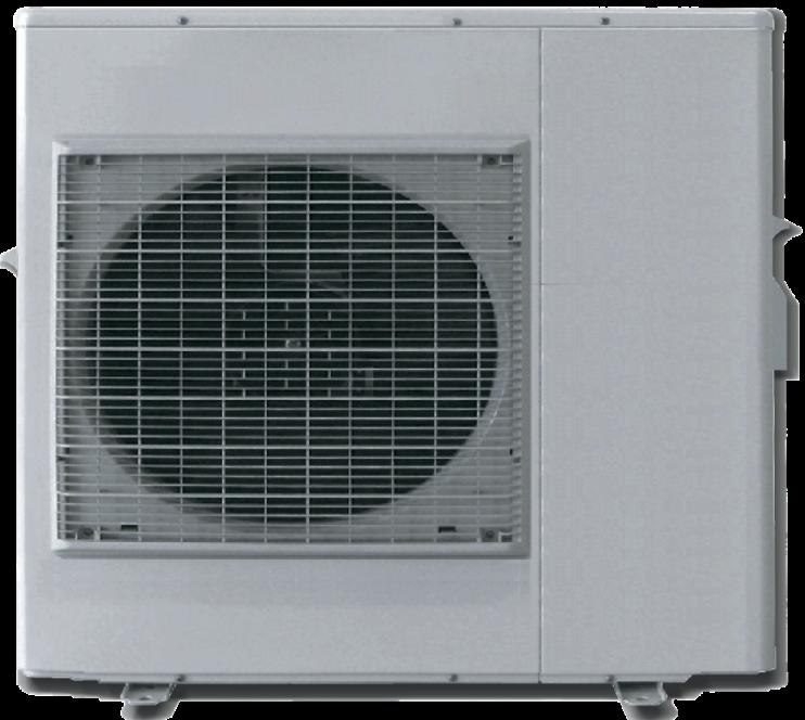 Модель теплового насоса chofu 10kW