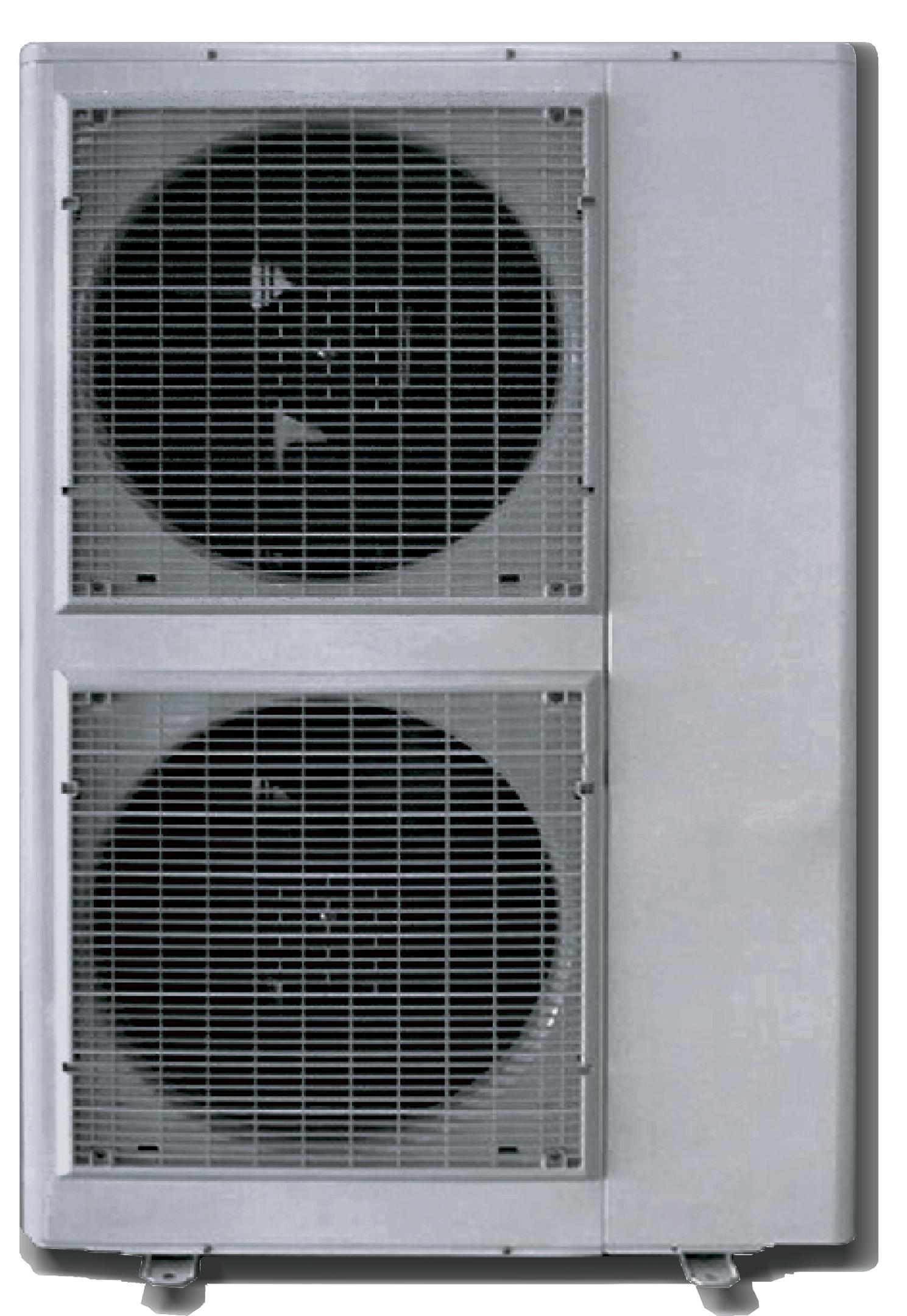 Модель теплового насоса chofu 16kW