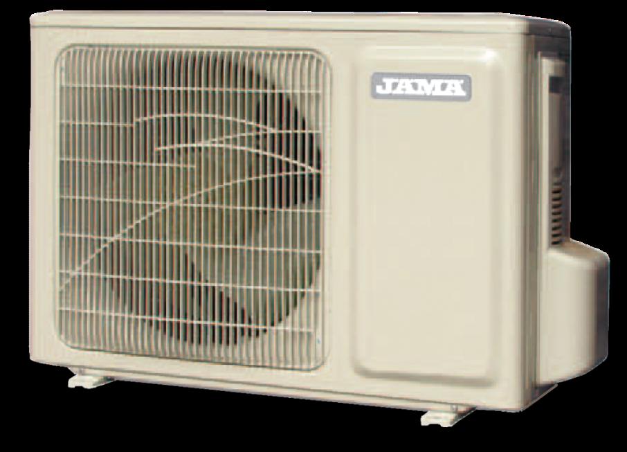 Jaspi тепловой насос воздух-воздух Jama внешний блок