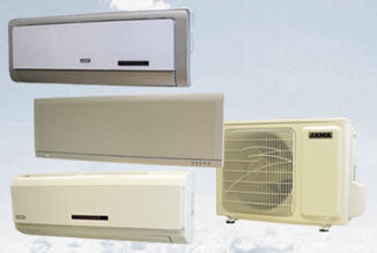 Jaspi наружный и внутренние блоки тепловых насосов Jama различных модификаций