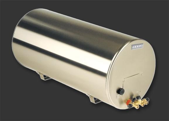 Jaspi горизонтальная модель водонагревателя, модель для саун VLS 100 S RST и VLS 160 S
