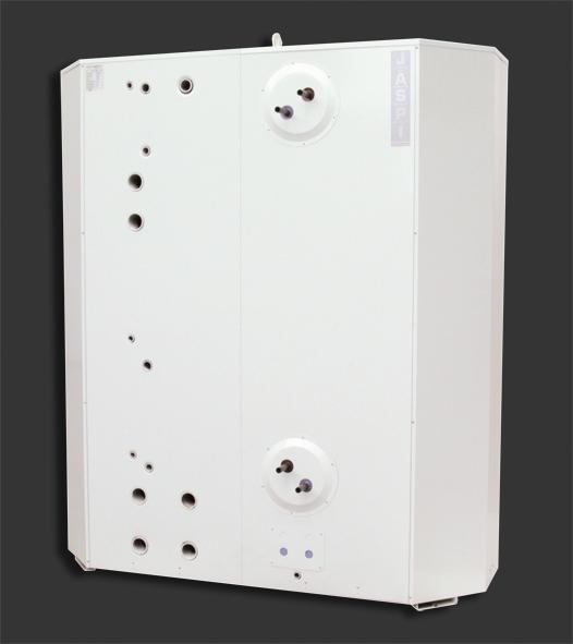 Jaspi теплоаккумуляторы модели ovali 1000 - 2400