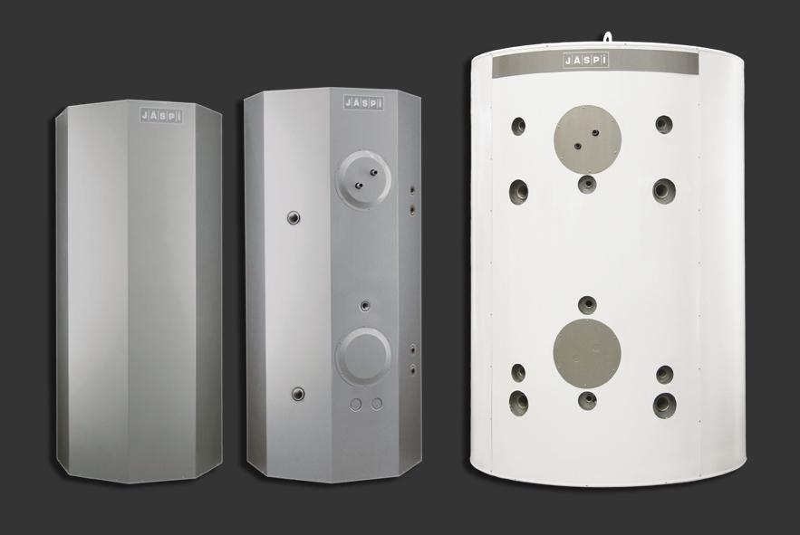 Jaspi теплоаккумуляторы различных модификаций