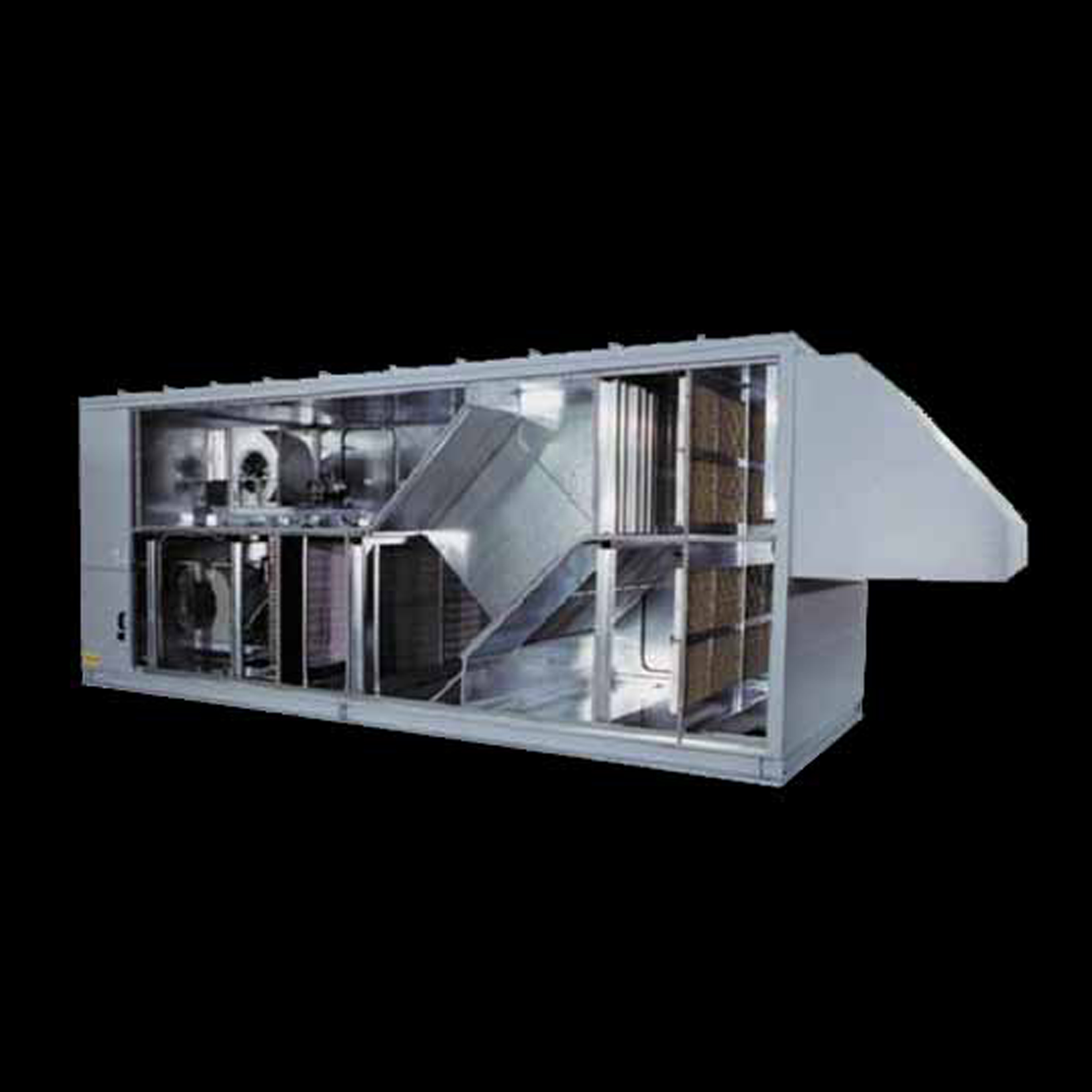 Energy Recovery Air Handling Units_Model-MAH
