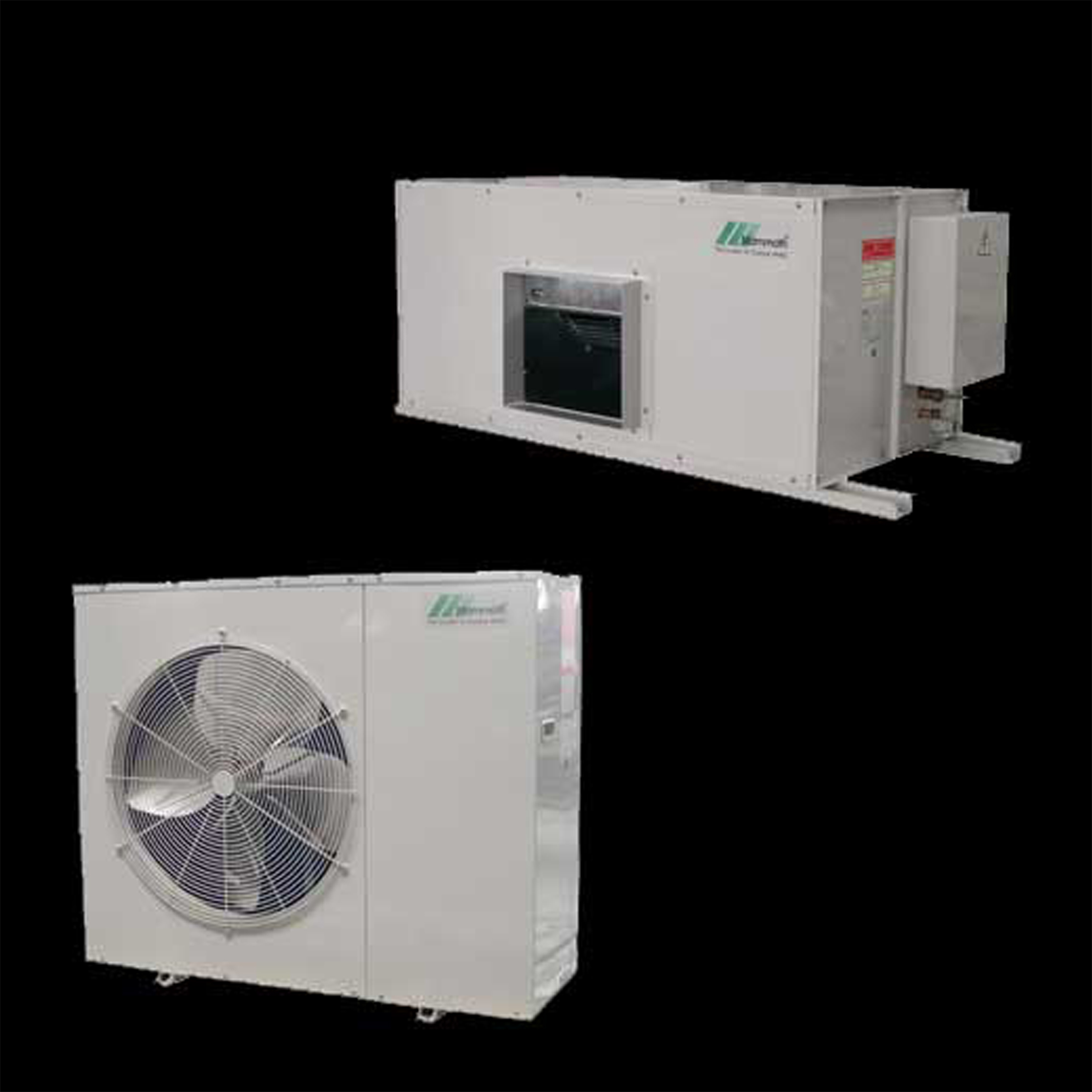 High Static Pressure Air-Duct Units_Model-MDH