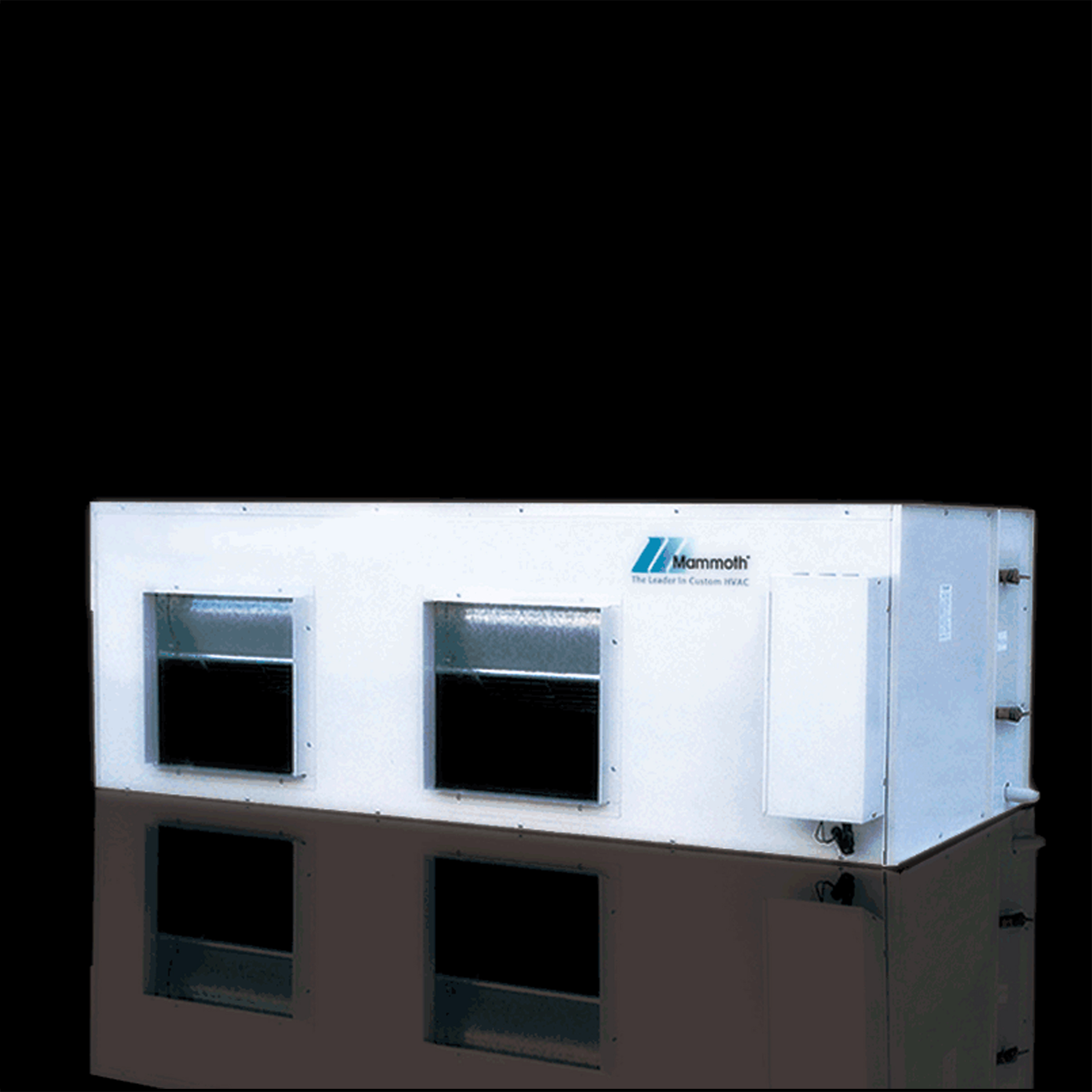 Horizontal Air Handling Units (Suspended Compact)