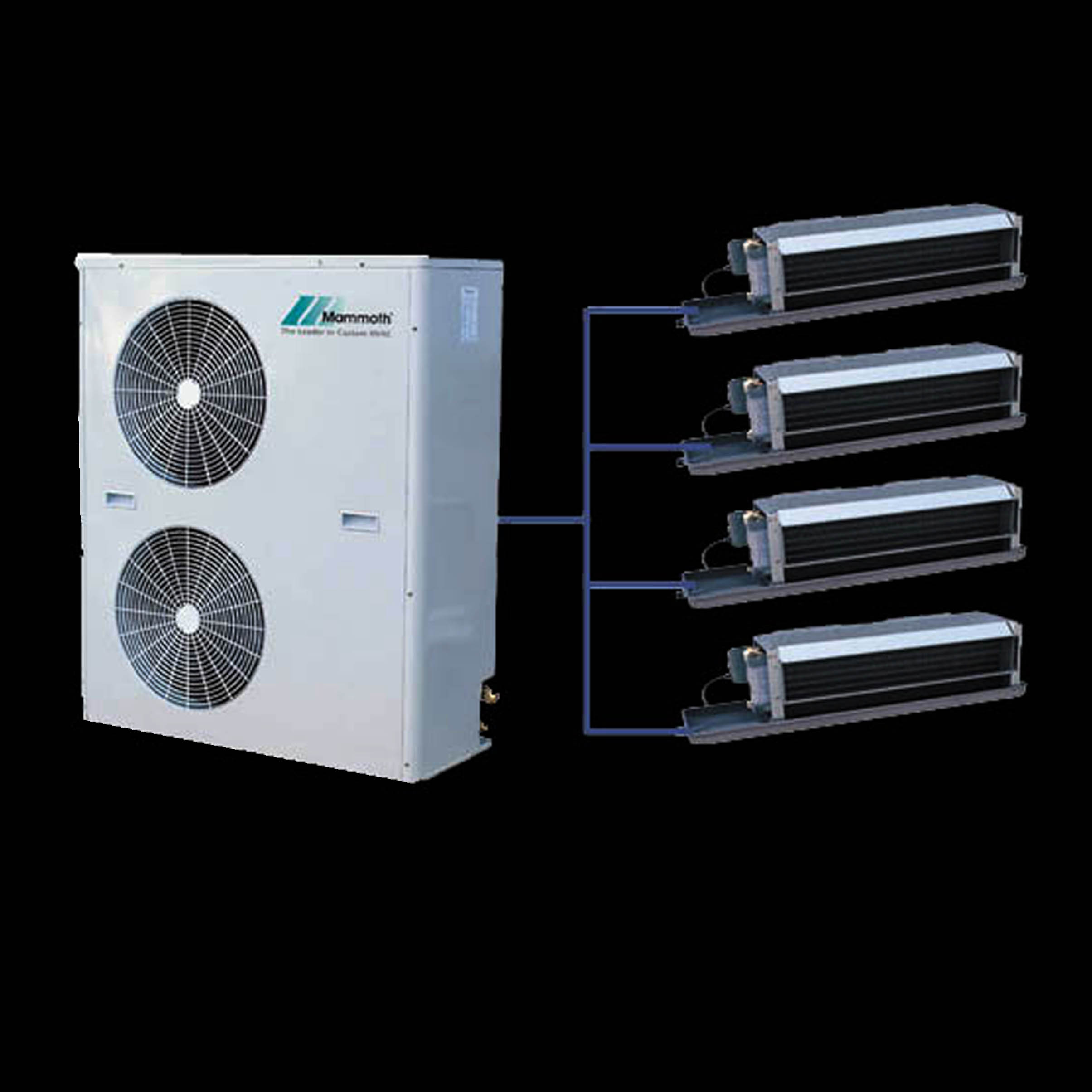 Multi-Split Air-to-Air Heat Pump_Model-MDC
