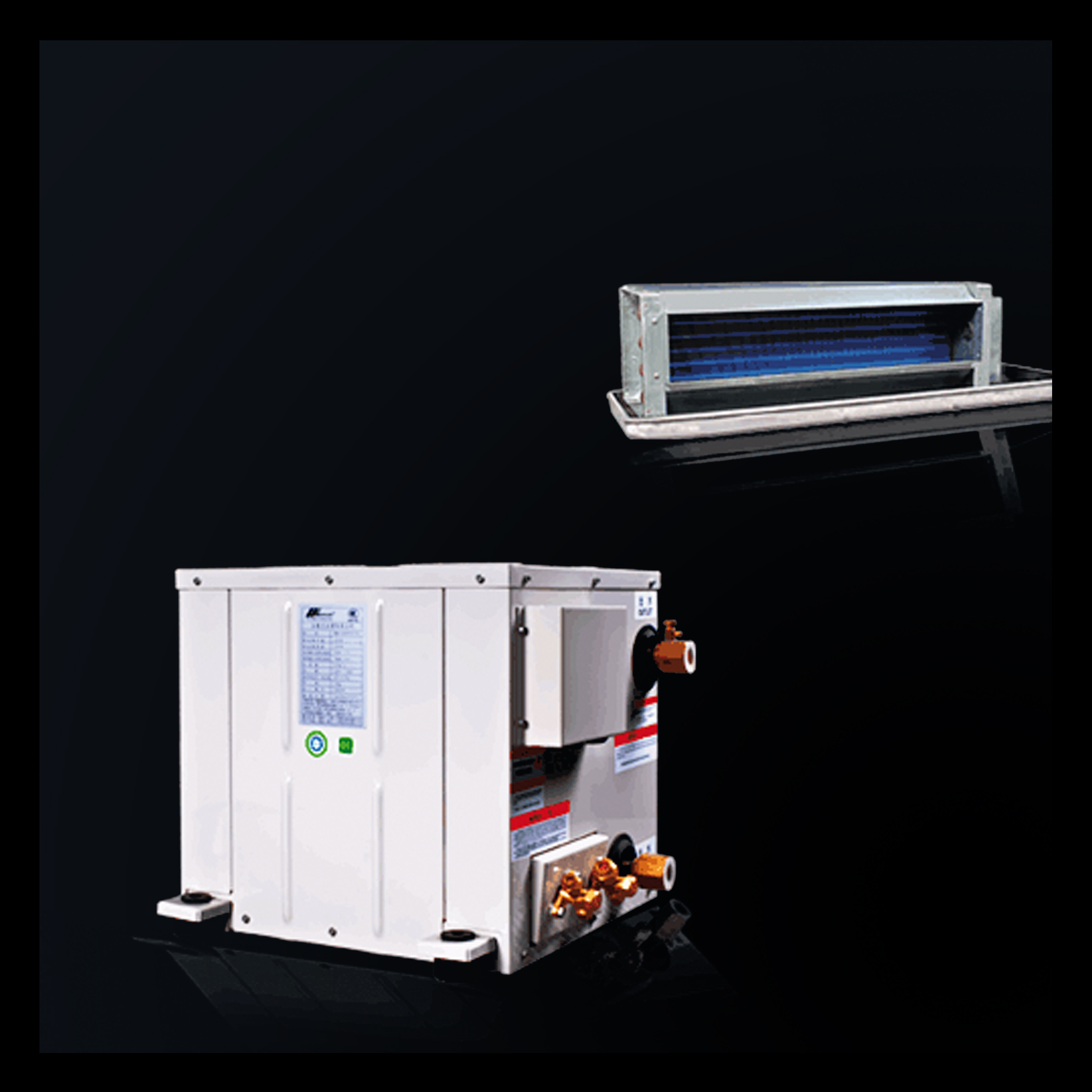 Water Source Heat Pump (Split Type Unit F Series)