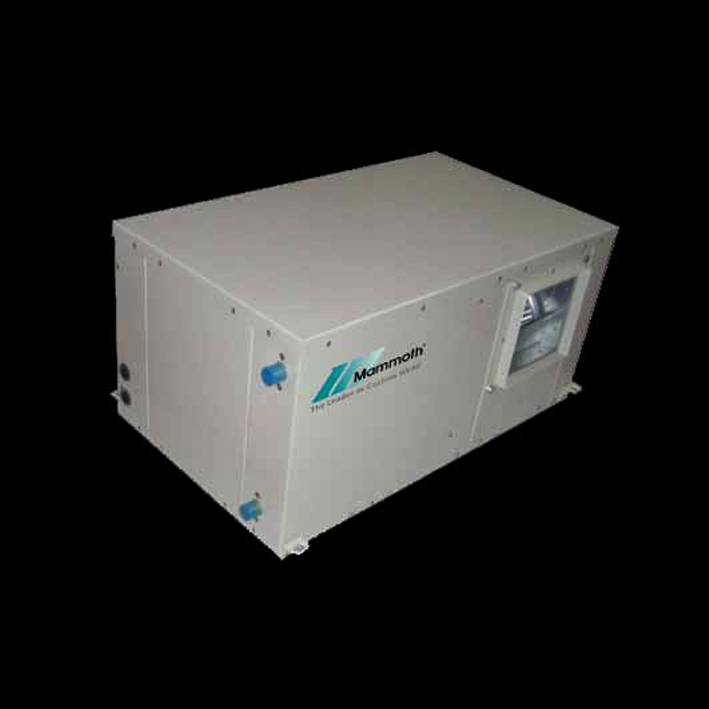 Water Source Heat Pump Units (Package Type Fresh Air Handling Units F Series)