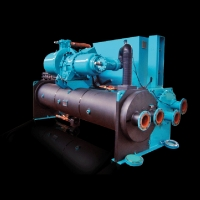 Water-To-Water Water Source_Geothermal Screw Heat Pump(Chiller)